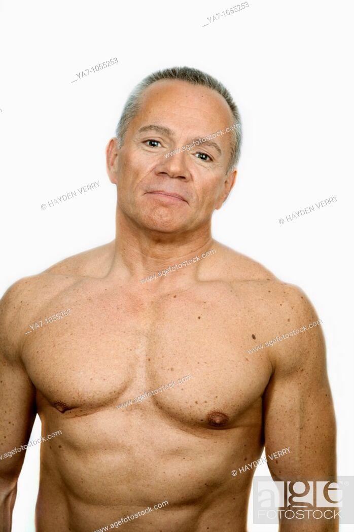 Stock Photo: Older Man.