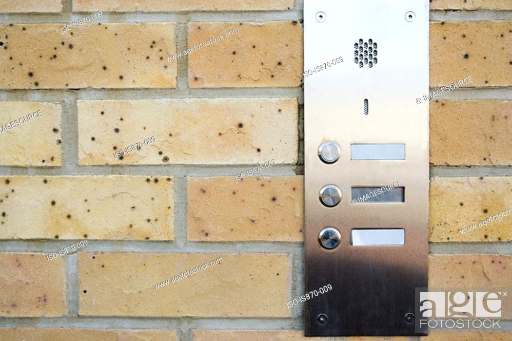 Stock Photo: Intercom.