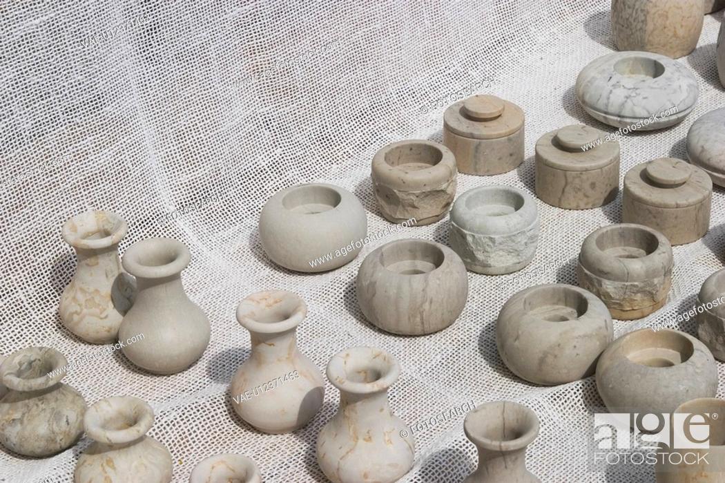 Stock Photo: Art, Craftsmanship, Craft, Clay, Arranged.
