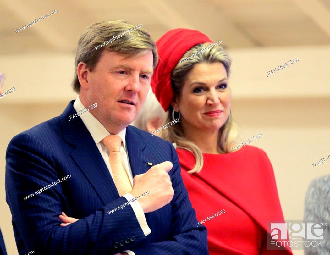 neues Hoch sehr günstig detaillierte Bilder King Willem-Alexander and Queen Maxima of the Netherland ...