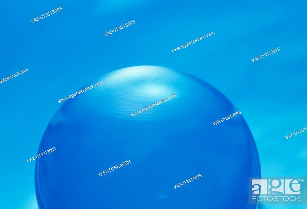 Stock Photo: A Ball.