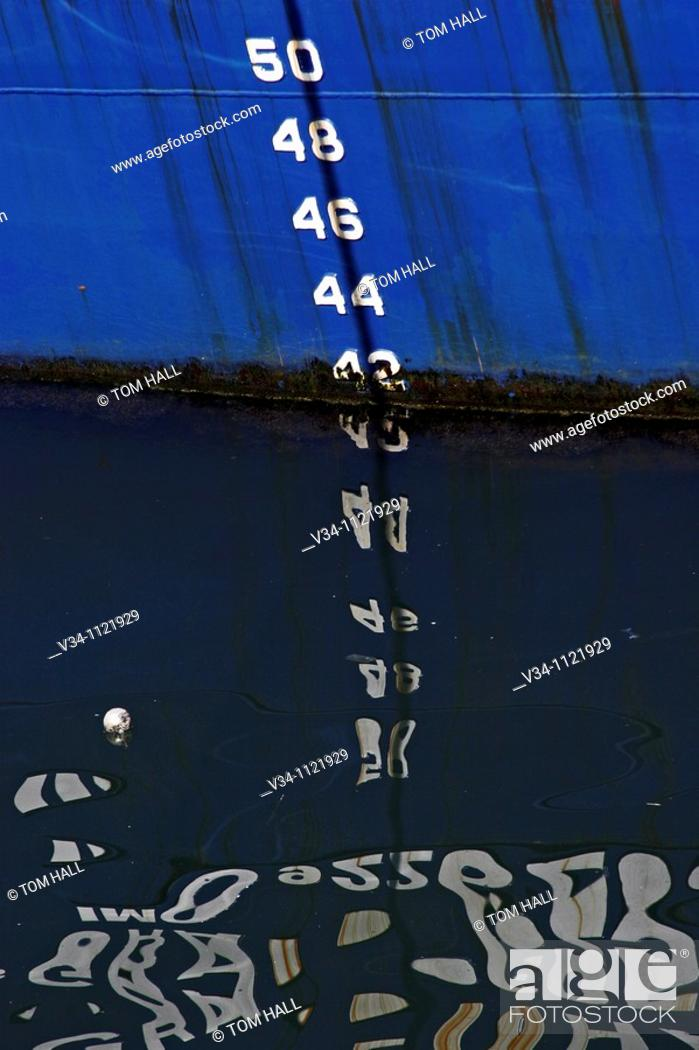 Stock Photo: Reflections I.