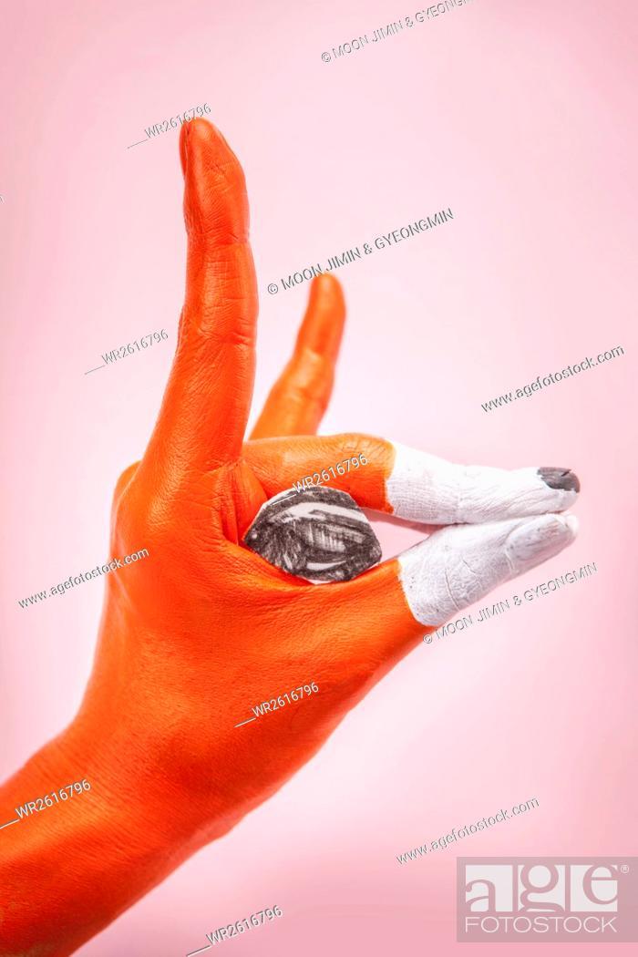 Imagen: Fox by finger art.