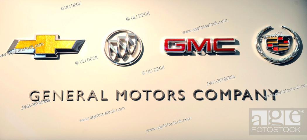 Car Brands Starting With L >> The Car Brands Of Us Car Manufacturer General Motors Gm Showing