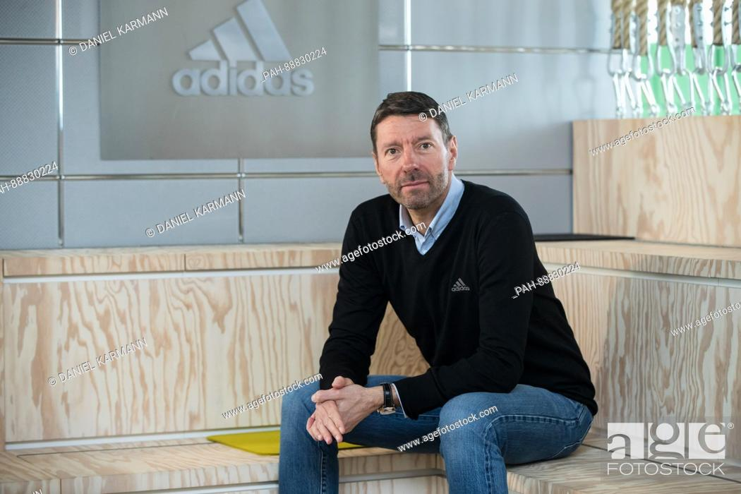 Vista Sinceridad Represalias  The CEO of the sportswear manufacturer Adidas, Kasper Rorsted, Stock Photo,  Picture And Rights Managed Image. Pic. PAH-88830224 | agefotostock