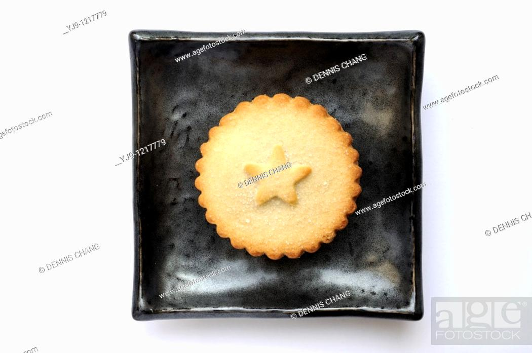 Stock Photo: Mince pies.