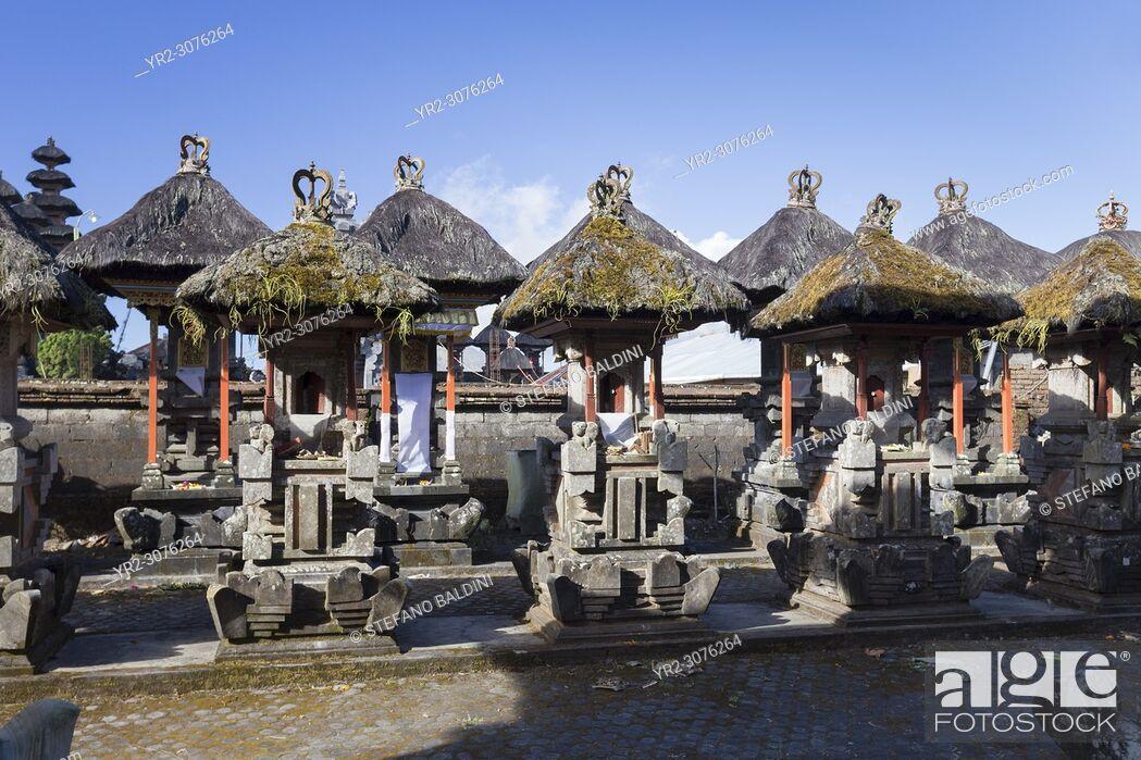 Imagen: Pura Tuluk Biyu Batur, Bali, Indonesia.