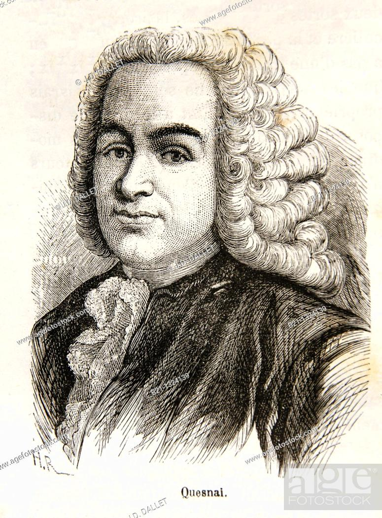 Image result for francois quesnay
