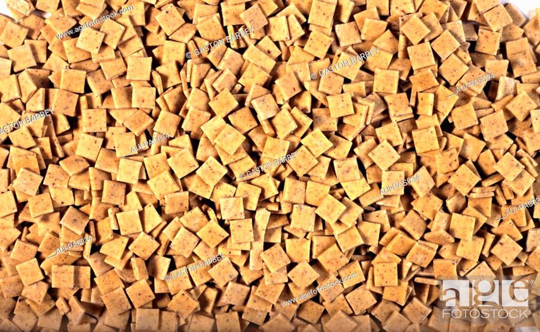 Stock Photo: Pasta - Savoy Crozets.