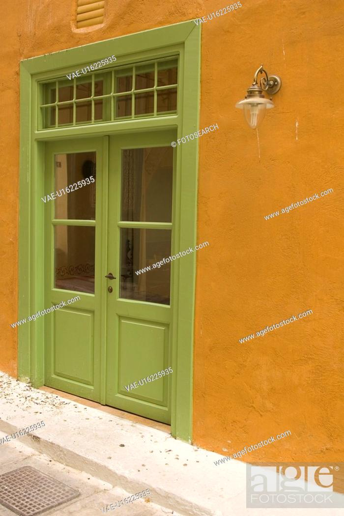 Stock Photo: Building Exterior, Building Structure, Day, Door, Floor.