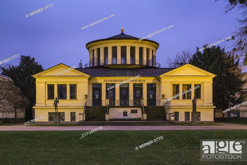Imagen: Bonn, D-Bonn, Rhine, Sieg, Kottenforst, Rhineland Nature Park, Rhineland, North Rhine-Westphalia, NRW, Akademisches Kunstmuseum.