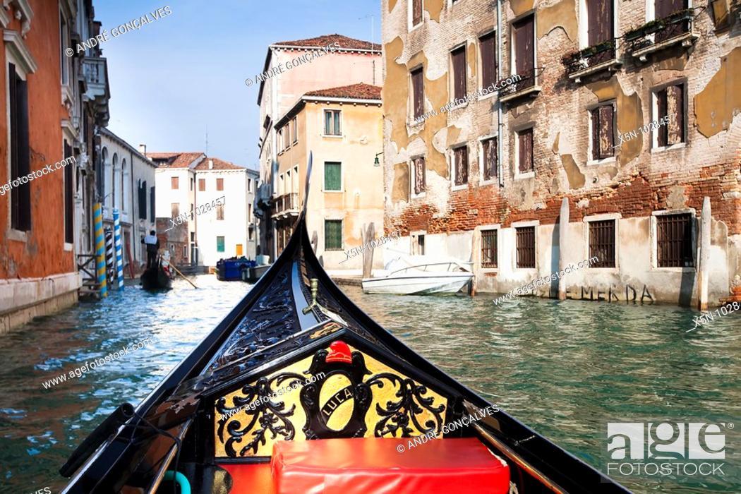 Stock Photo: Venice Carnival, Italy.