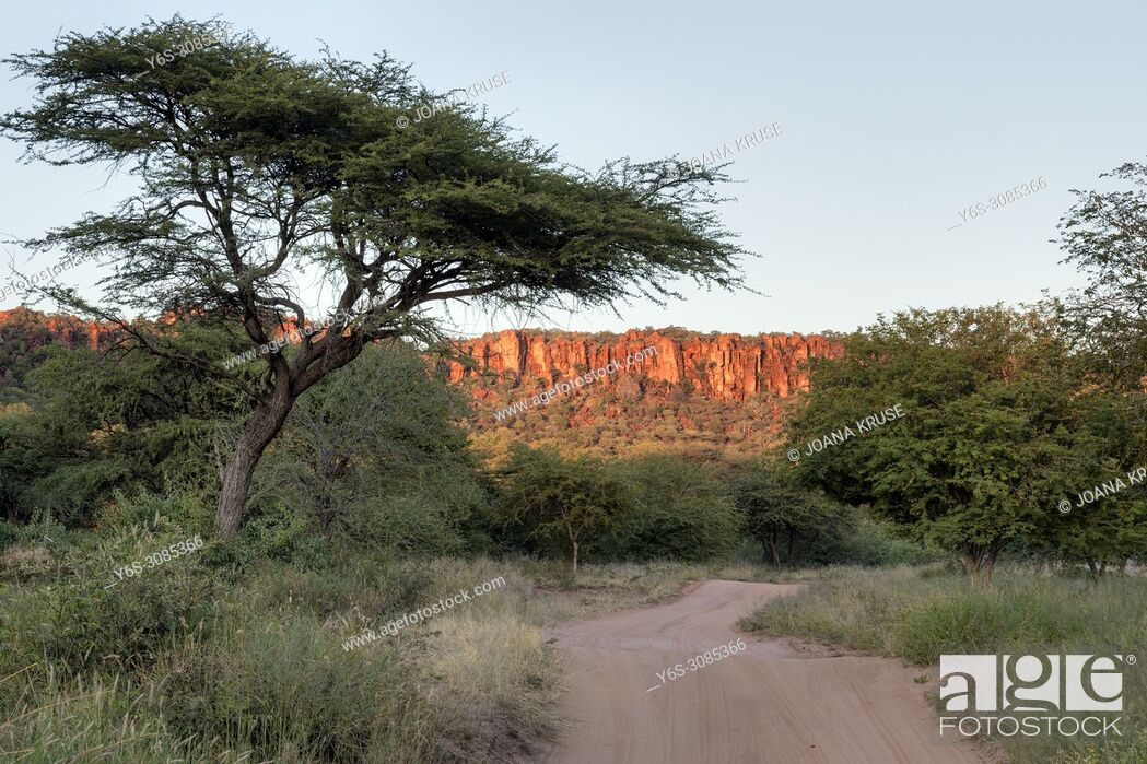 Stock Photo: Waterberg Plateau Park, Namibia, Africa.