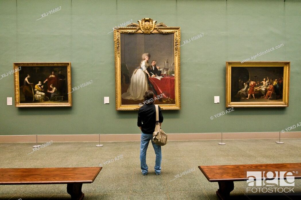 Stock Photo: The Metropolitan Museum of Art, Manhattan New York, United States of America.
