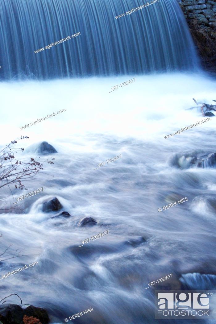 Stock Photo: Waterfalls.