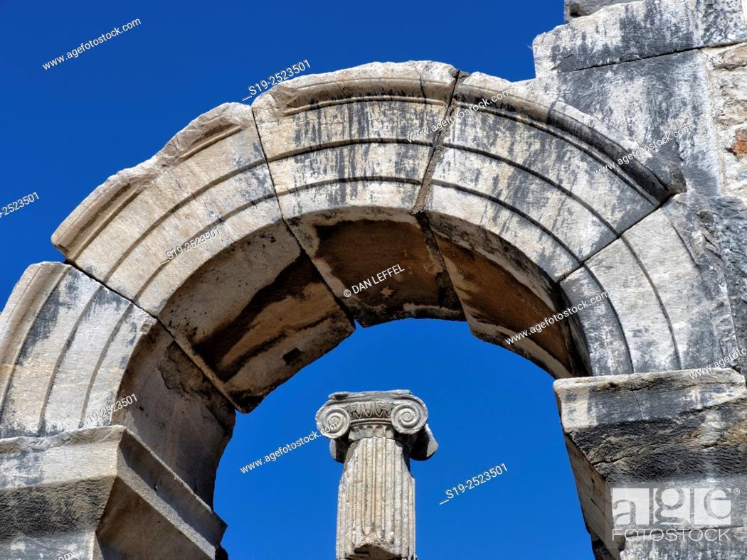 Stock Photo: Ephesus Turkey.