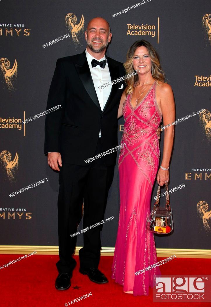 2017 Creative Arts Emmy Awards - Day 1 Featuring: Alex Skuby