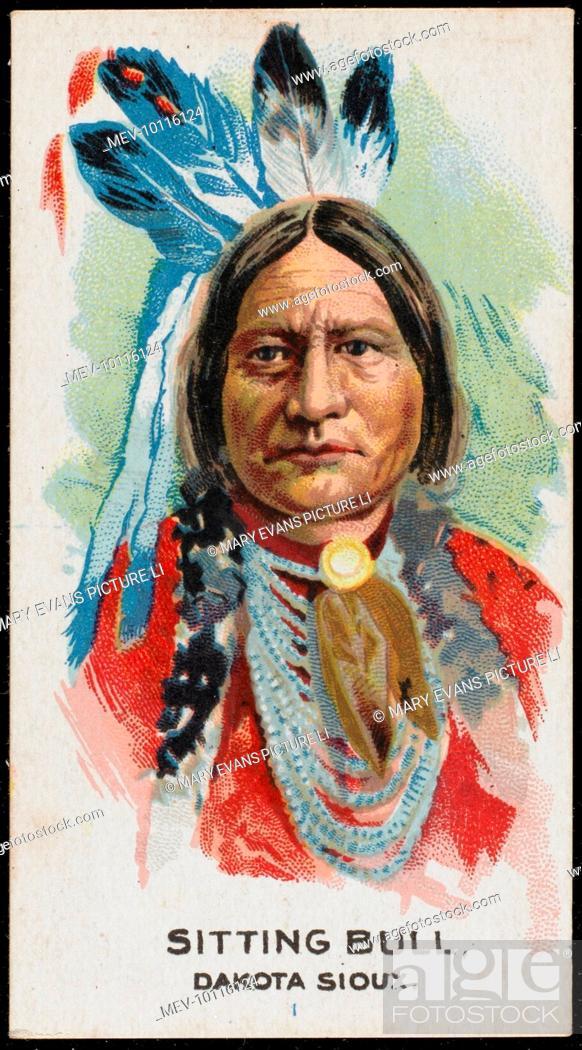 Sitting Bull (Tatanka Iyotake): Chief of the Dakota Sioux