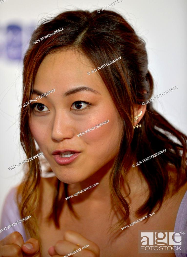 Stock Photo: 'Suicide Squad' Wynwood Block Party and Mural Reveal in Miami, Florida Featuring: Karen Fukuhara Where: Miami, Florida, United States When: 26 Jul 2016 Credit:.