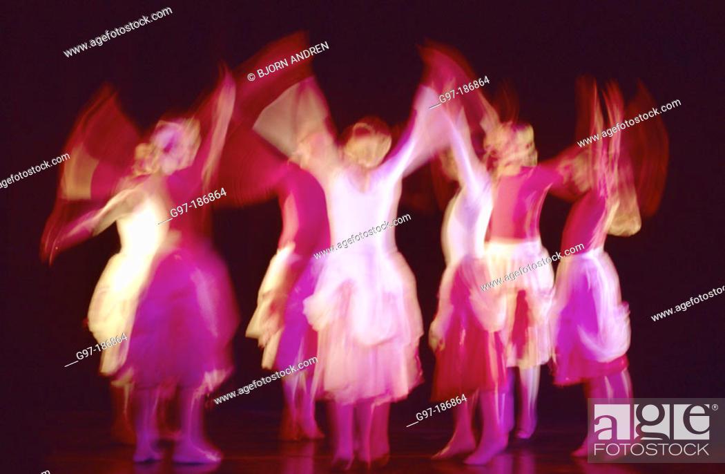 Stock Photo: Dance.
