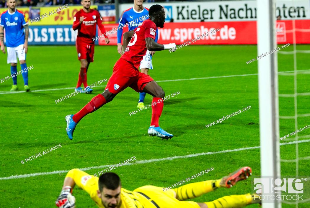 25 October 2019 Schleswig Holstein Kiel Soccer 2nd Bundesliga Holstein Kiel Vfl Bochum Stock Photo Picture And Rights Managed Image Pic Pah 191025 99 451607 Dpai Agefotostock