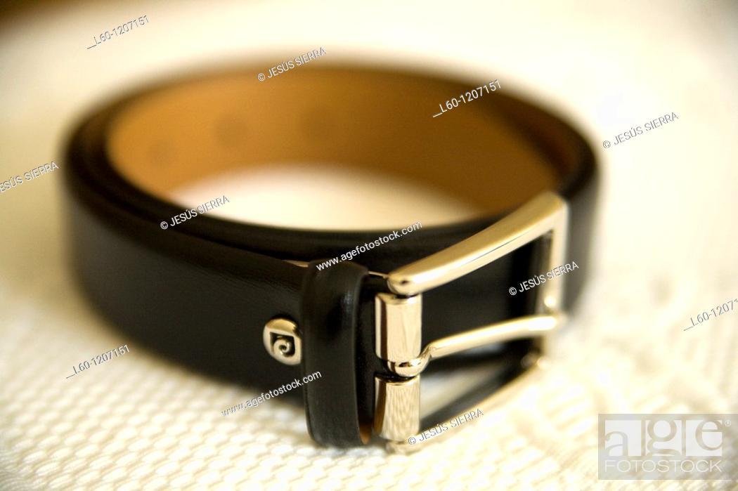 Stock Photo: Belt.