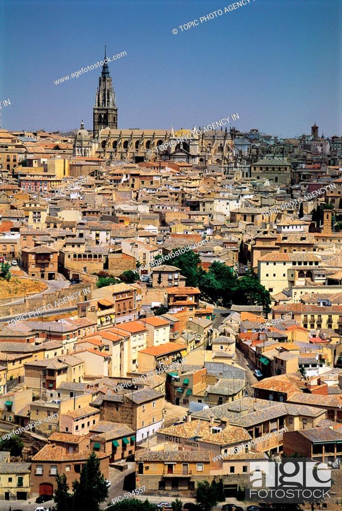 Stock Photo: Toledo,Spain.