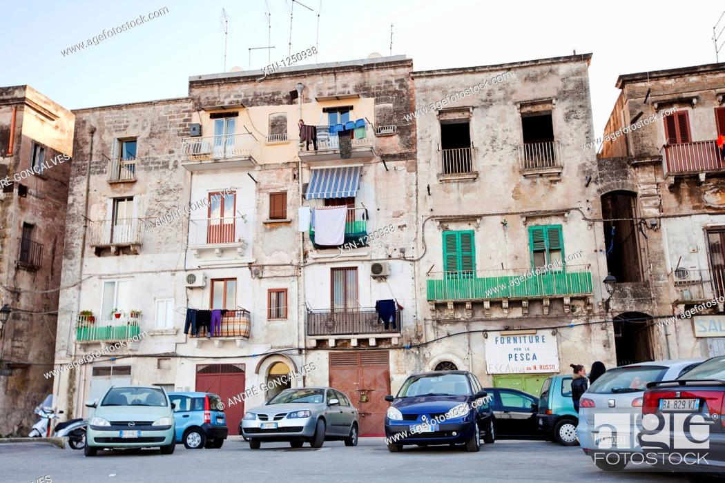 Stock Photo: Taranto, Italy.
