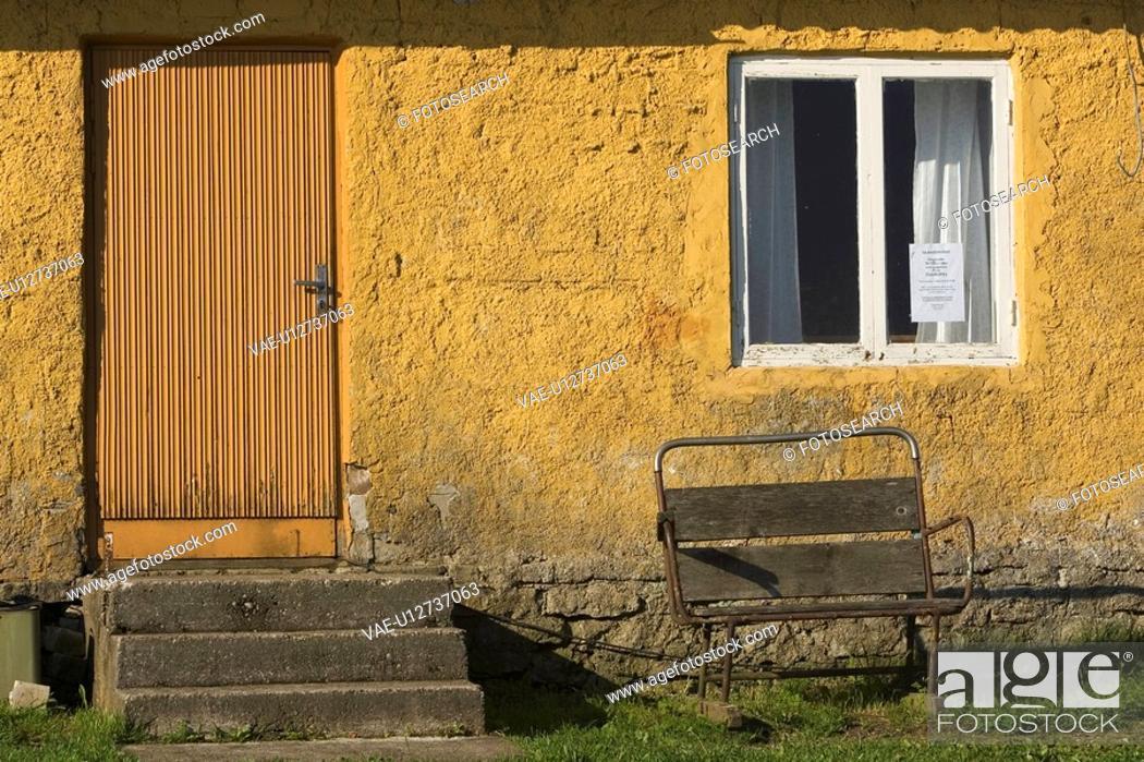 Stock Photo: Structure, Door.