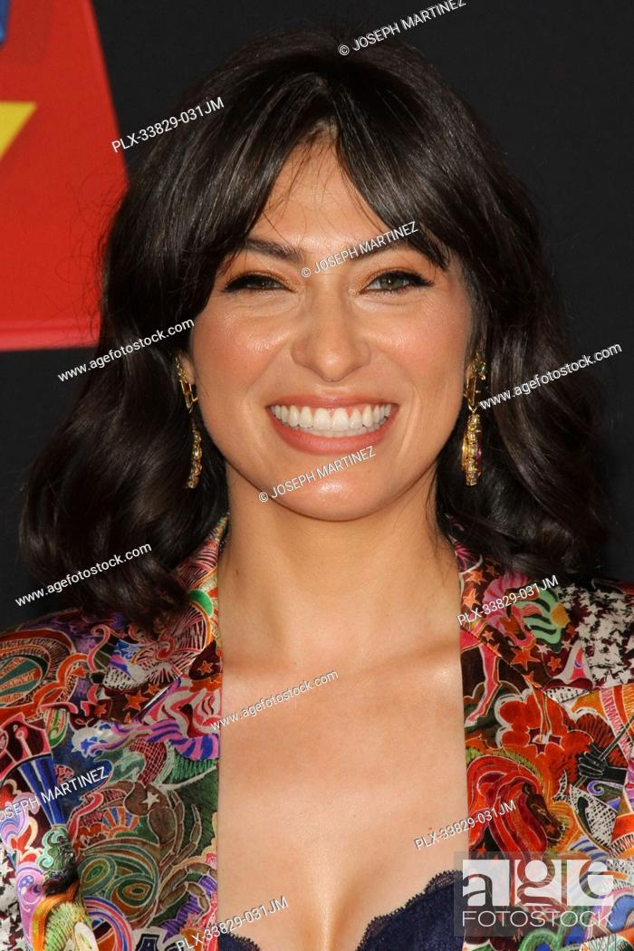 "Stock Photo: Melissa Villasenor at Disney/Pixar's """"Toy Story 4"""" World Premiere held at El Capitan Theatre, Hollywood, CA, June 11, 2019."