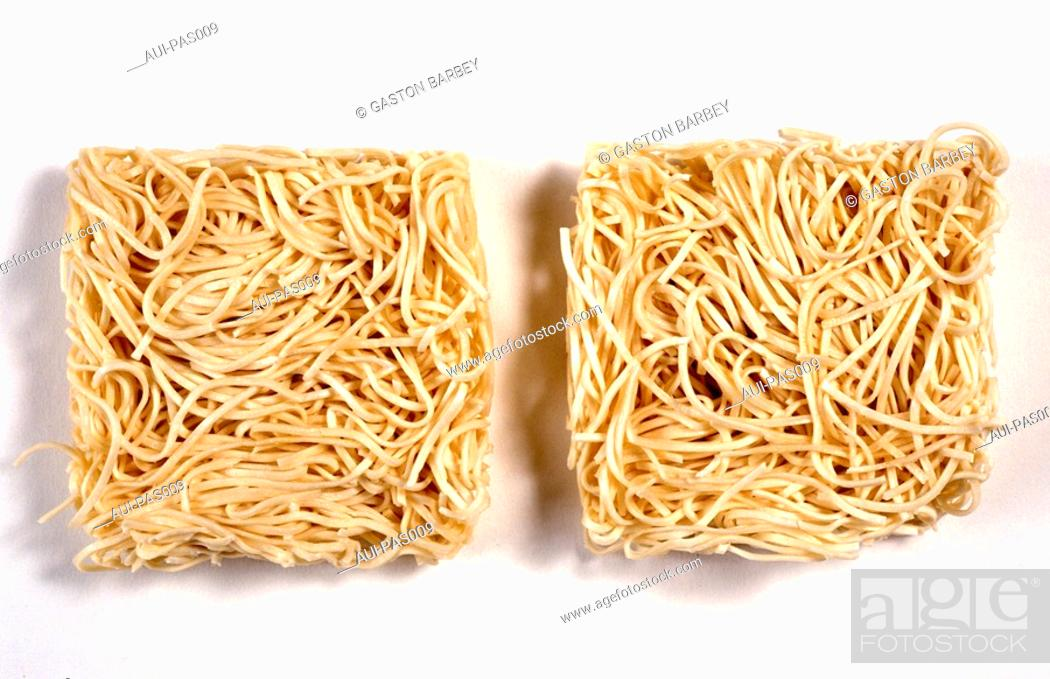 Stock Photo: Pasta - Asian Noodles.