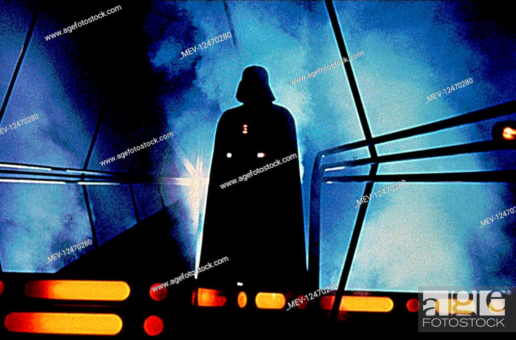 Darth Vader David Prowse Characters Darth Vader Film Star Wars Episode V The Empire Strikes Stock Photo Picture And Rights Managed Image Pic Mev 12470280 Agefotostock