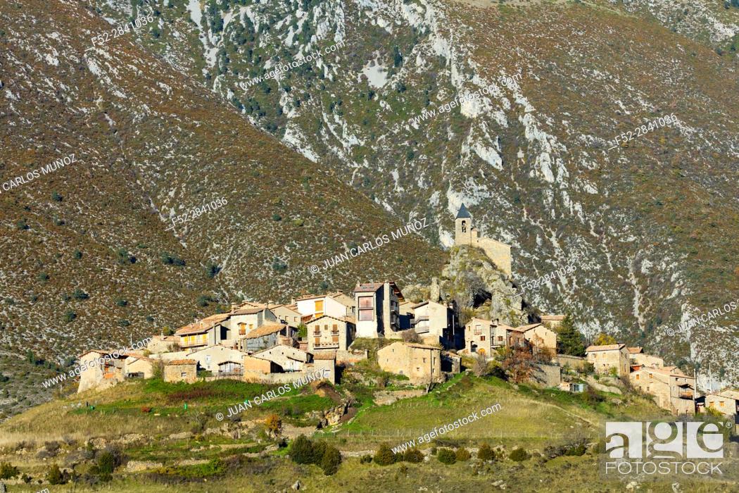 Imagen: Cadi-Moixero Natural Park, Josa del Cadi Village, Alt Urgell, Lleida, Catalunya, Spain.