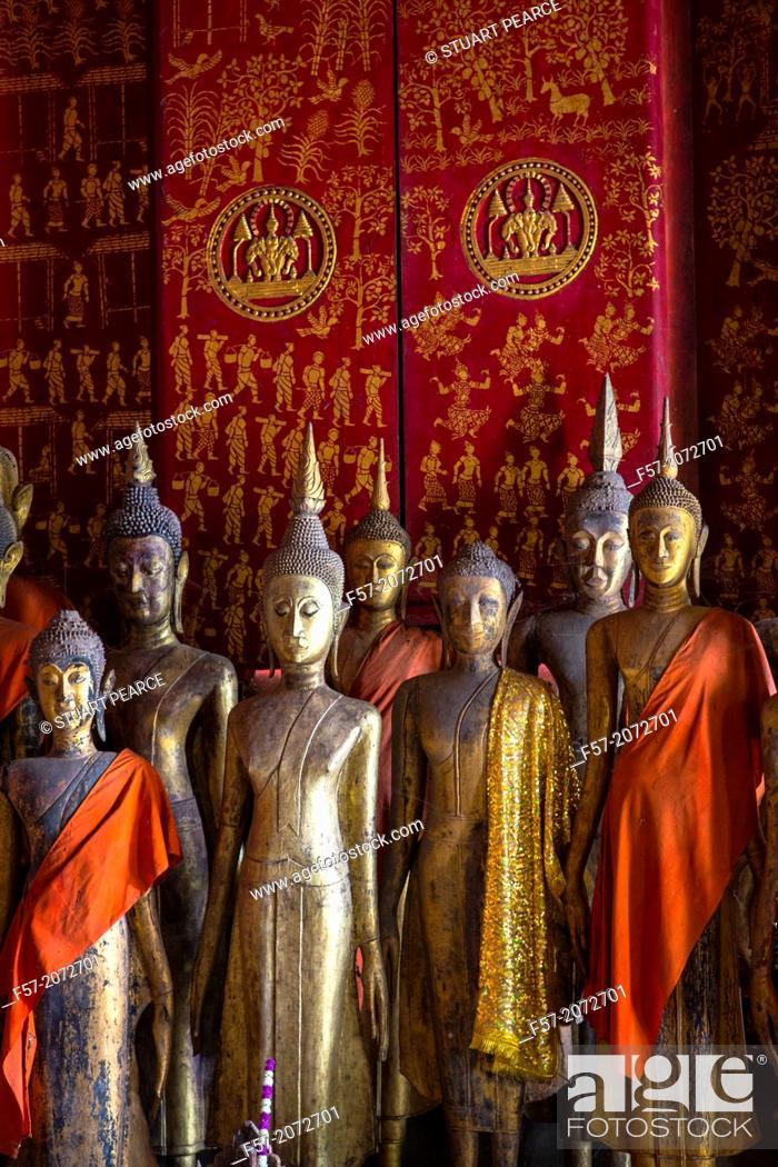 Imagen: Wat Xieng Thong temple in Luang Prabang, Laos.