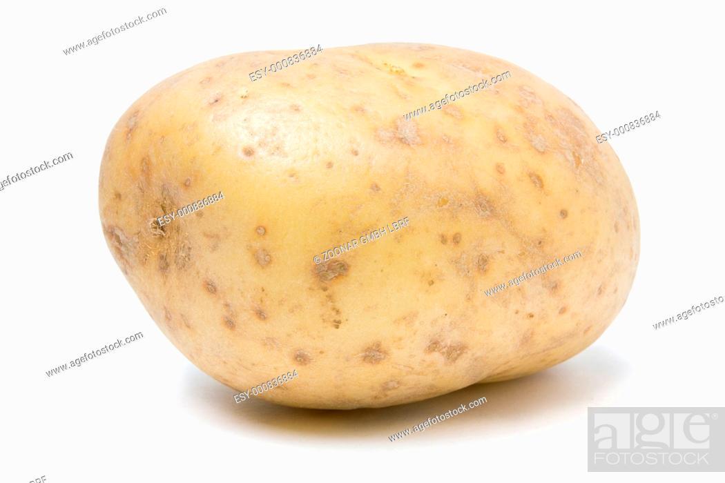 Stock Photo: Baking Potato.