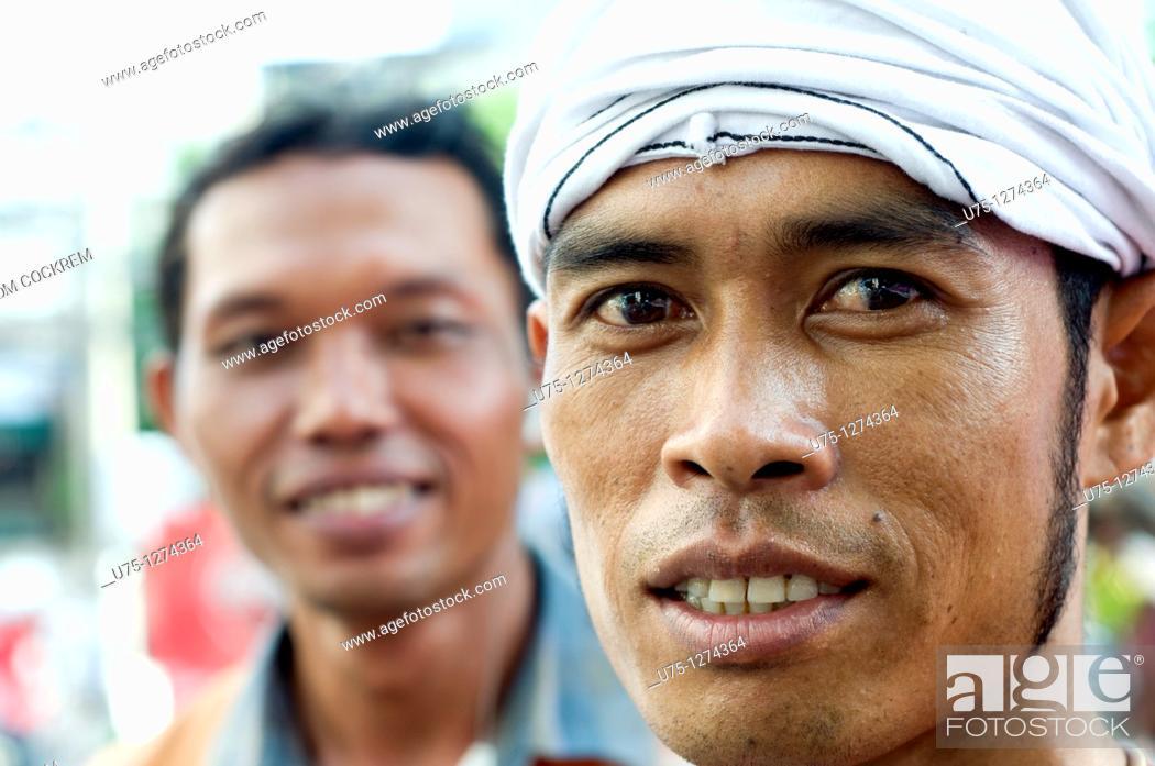 Stock Photo: Motor cycle taxi boys, Sathorn, Bangkok, Thailand.