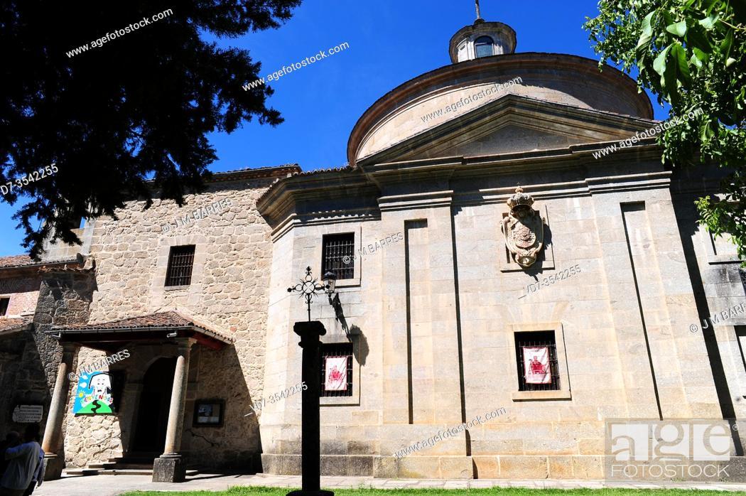 Imagen: Capilla Real de San Pedro de Alcantara, 18th century. Avila province, Castilla y Leon, Spain.