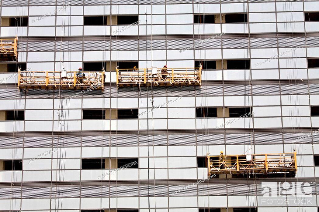 Imagen: China, Beijing, facade.