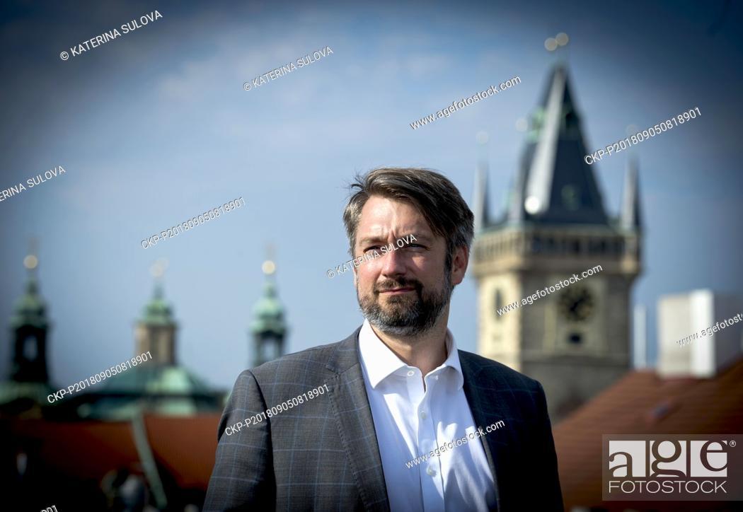 Stock Photo: ***SEPTEMBER 5, 2018, FILE PHOTO*** Deputy Defence Minister Jakub Landovsky will be the new Czech ambassador to NATO, replacing Jiri Sedivy.