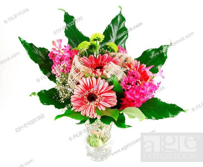 Imagen: Beautiful flower bouquet.