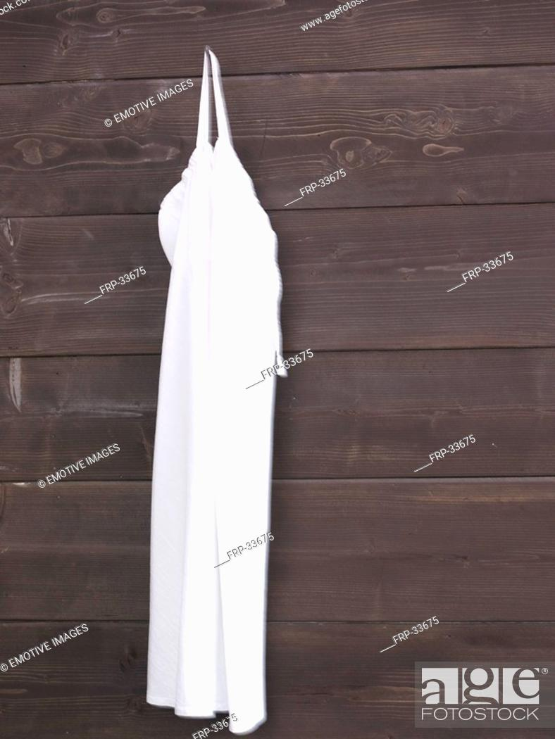Stock Photo: White undergarment.