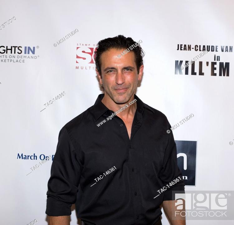 Stock Photo: Mark Sherman attends the premiere of Destination Films' 'Kill 'em All' at Harmony Gold on June 6, 2017 in Los Angeles, California.