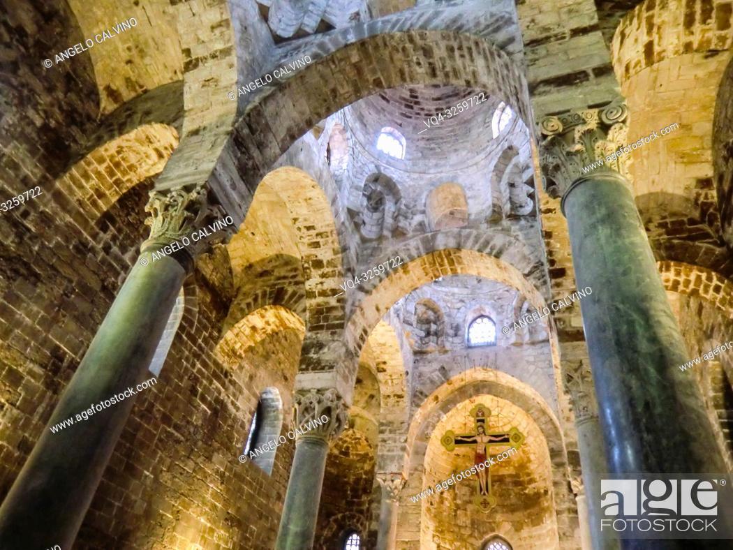Imagen: PALERMO Chiesa di San Cataldo in Palermo, Sicily, Italy.