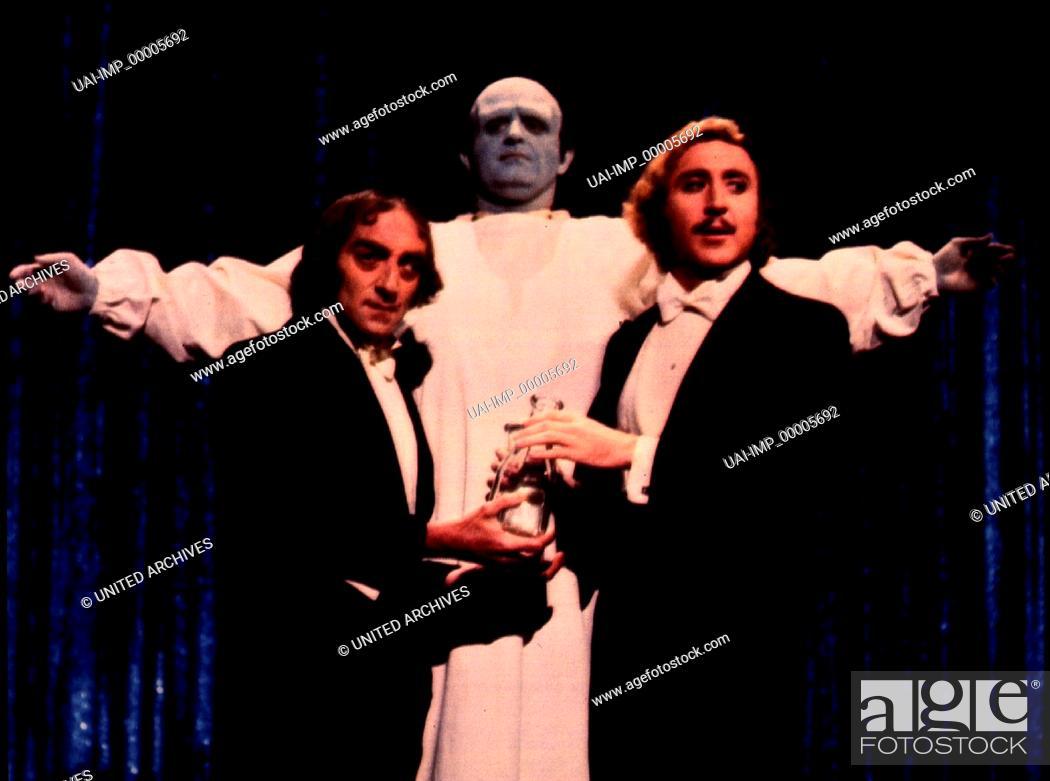 Frankenstein Junior Young Frankenstein Usa 1974 Regie Mel