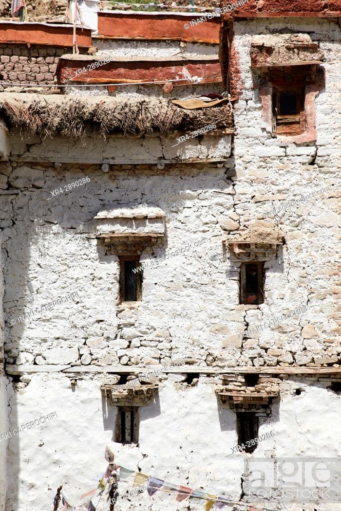 Imagen: Hemis Gompa, Hemis, Ladakh, India.