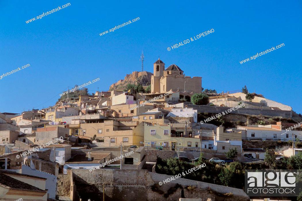 Stock Photo: Lorca. Murcia province. Spain.