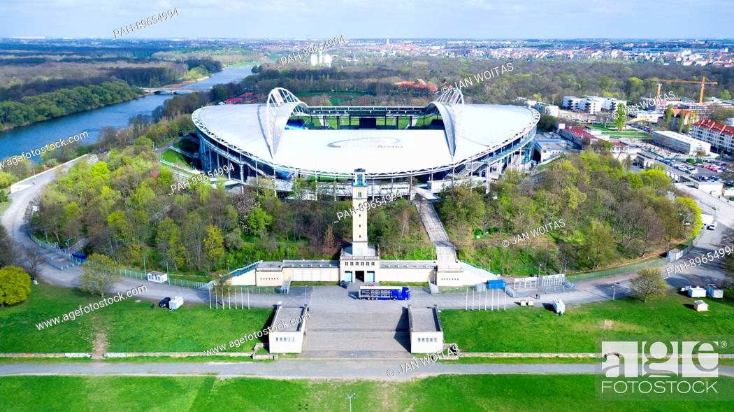 View Of The Red Bull Arena The Stadium Of Rb Leipzig In Leipzig Germany 6 April 2017 Stock Photo Picture And Rights Managed Image Pic Pah 89654994 Agefotostock