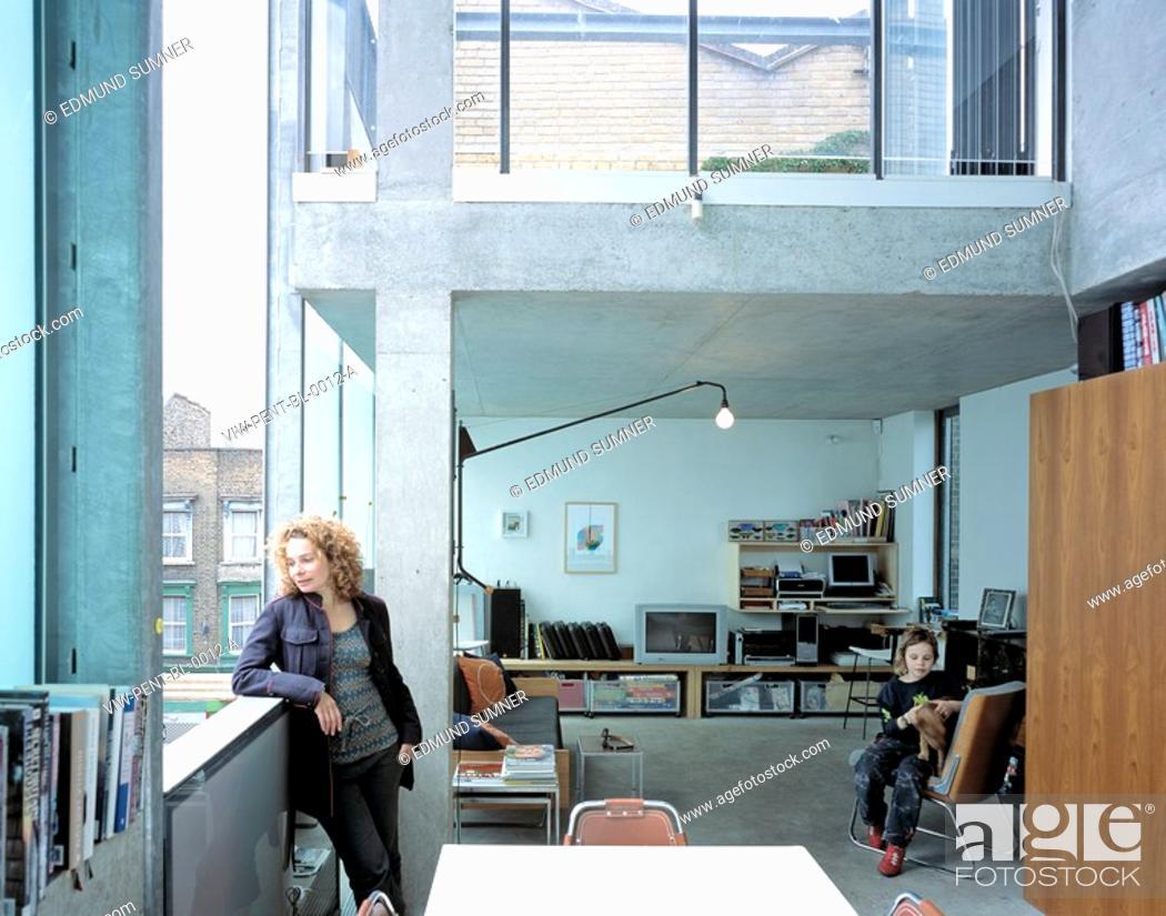 private house brick lane london e1 aldgate uk pentagram design