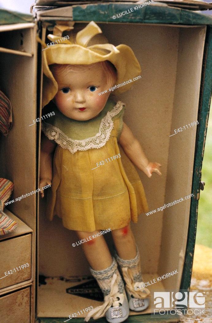 Stock Photo: Doll.