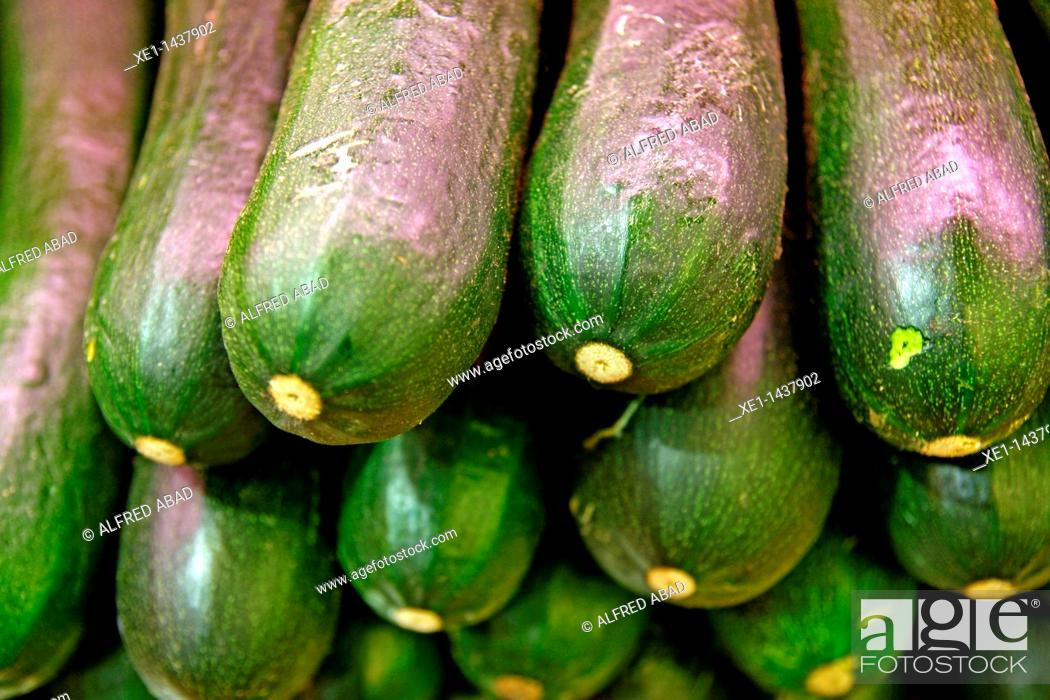 Stock Photo: cucumbers, food.
